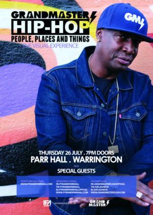 Parr Hall Paves The Way For Hip Hop Pioneer Joseph Saddler, 'Grandmaster Flash'