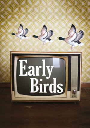 Full Cast Announced For New Play EARLY BIRDS