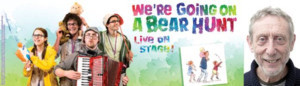 WE'RE GOING ON A BEAR HUNT LIVE ON STAGE Announces Workshop With Author Michael Rosen