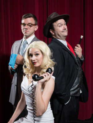 It's Springtime for City Theater with THE PRODUCERS