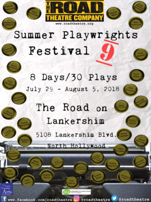 Road Theatre Company Presents Its 9th Annual Summer Playwrights Festival