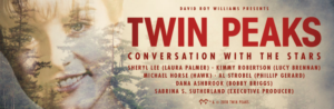 Stars of TWIN PEAKS to Head Out on Conversation Tour