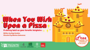 WHEN YOU WISH UPON A PIZZA Comes to King County Parks