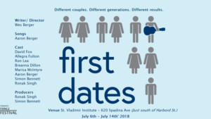 Order Of Canada Winner David Fox to Appear in Upcoming Fringe Play FIRST DATES