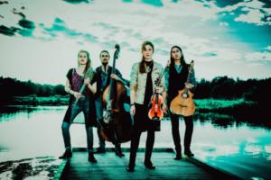 Swedish 'Frander' Folk Band Comes to Midland Cultural Centre