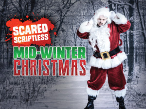 Bad Santa Comes Out Of Hibernation For Mid-Winter Christmas At The Court Theatre