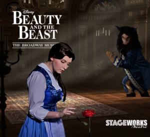 Disney's BEAUTY AND THE BEAST Is Coming To Stageworks Theatre