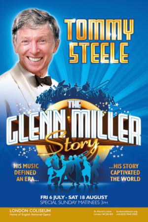 Full Casting Announced For THE GLENN MILLER STORY Starring Tommy Steele & Marti Webb