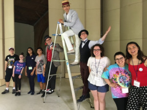 Parallel Exit Performs At Usdan Summer Camp For The Arts