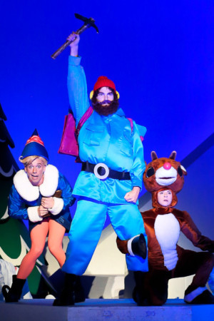RUDOLPH THE RED-NOSED REINDEER: THE MUSICAL Comes To The North Charleston PAC