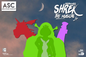 Area Stage Presents a Talented Young Cast in SHREK THE MUSICAL, JR.