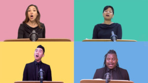 Over 2,000 Singers To Take Part In Big Sing California In Los Angeles 7/21