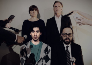 The Luckenbooth Theatre Collective Presents A MOST PECULIAR MAN