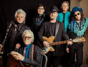 Byrds Co-Founders McGuinn And Hillman Perform Entirety of 'Sweetheart Of The Rodeo' in Honor of 50th Anniversary