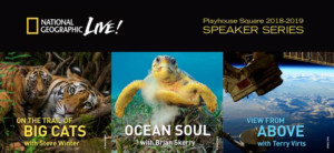Playhouse Square Welcomes National Geographic Live! Speaker Series