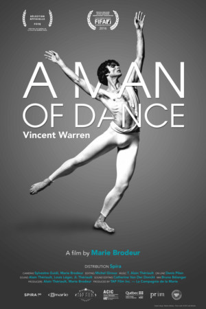 A Man Of Dance/Vincent Warren Comes to Walter Reade Theater