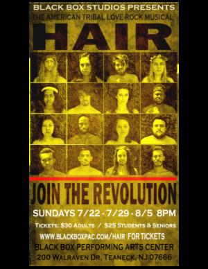 HAIR Extends At Black Box PAC