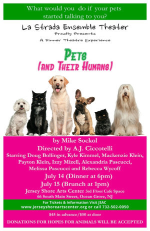 PETS (AND THEIR HUMANS) Opens Saturday At Ocean Grove