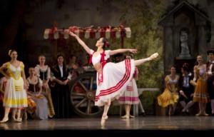 Oregon Ballet Theatre Presents NAPOLI