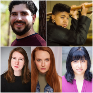 Synchronicity Theatre Announces Winners of Stripped Bare: Arts Incubator Project