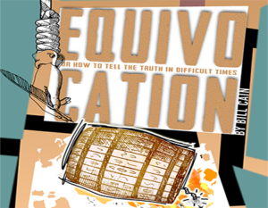 EQUIVOCATION By Bill Cain Opens In Redwood City Next Week