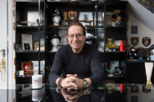 Peter James To Tour With 'The House On Cold Hill'