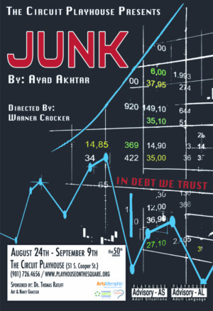The Circuit Playhouse Opens Season With Regional Premiere of JUNK