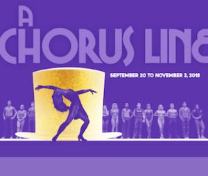 Metropolis Performing Arts Centre Presents A CHORUS LINE