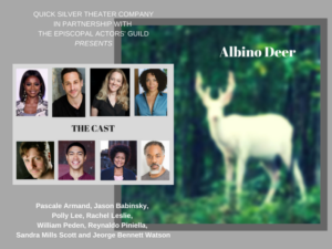 Readings of ALBINO DEER Complete Casting
