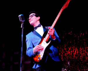 A Buddy Holly Tribute Opens At Lakewood Theatre Company