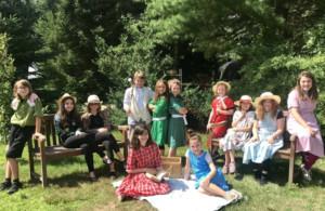 Berwick Children Take Part in Local Production of ALICE IN WONDERLAND