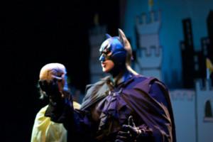 Out of Box Theatre Presents BAT-HAMLET