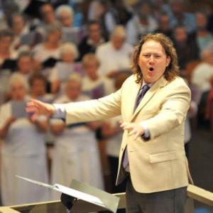Jason C. Tramm Conducts 2018 Ocean Grove Summer Stars Classical Concert Series Finale