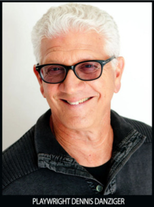 TV Writer Dennis Danziger Returns To The Stage With DOUBLE PLAY
