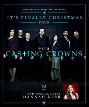 Casting Crowns Brings The 'It's Finally Christmas' Tour To Spokane