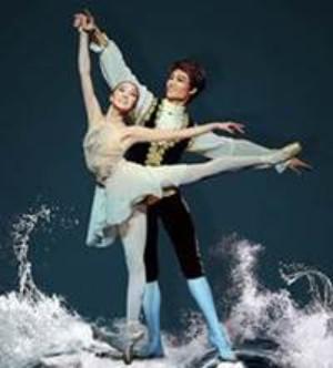 Mariinsky Ballet's Kimin Kim To Star In SONG OF THE MERMAID