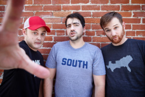 WellRED Comedy Trio Makes Treasure Island Debut 8/10