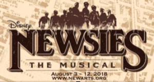 NewArts and The 1214 Foundation Present Disney's NEWSIES!