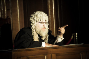 Lovehistory's TRIAL BY JURY Returns This Month
