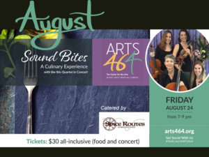 First Unity Concludes ARTS46/4's Five Month Arts Initiative In August By Featuring Music