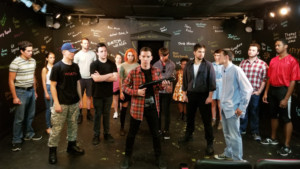 The Breakthrough Theatre of Winter Park Presents INCLUDING SHOOTER