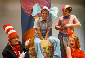 SEUSSICAL! THE MUSICAL Youth Show Comes To Lost Nation Theater