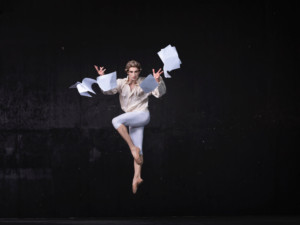 Maxime Quiroga Will Join Cape Town City Ballet's MOZART AND SOLIERI as Guest Artist