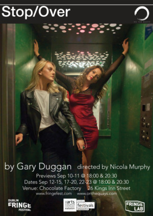 New York City's On the Quays Will Present STOP/OVER As Part Of Dublin Fringe Fest