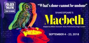 Folger Theatre Will Present a Rare Restoration MACBETH