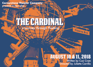 Cornerstone Theater Co To Present The Premiere Of THE CARDINAL At Queens College