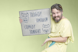 A FUNNY THING HAPPENED ON THE WAY TO THE FORUM Opens Soon At Cincinnati Shakespeare Company