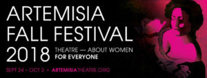 Plays, Directors And Cast Of Staged Readings Announced For ARTEMISIA FALL FESTIVAL