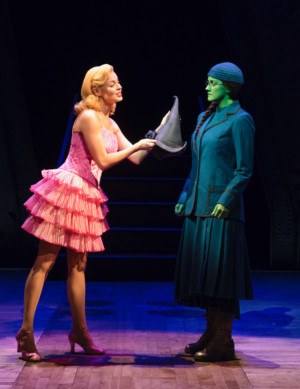 It's Popular! West End's WICKED Will Play Its 5000th Performance Tonight