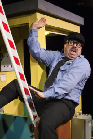 Tim Campos Performs His Latest One-Person Comedy KEEP YOUR GUARD UP, SMITTY HARBINGER